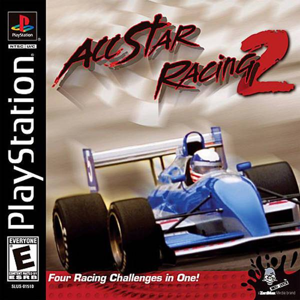 All-Star Racing 2 - PlayStation 1