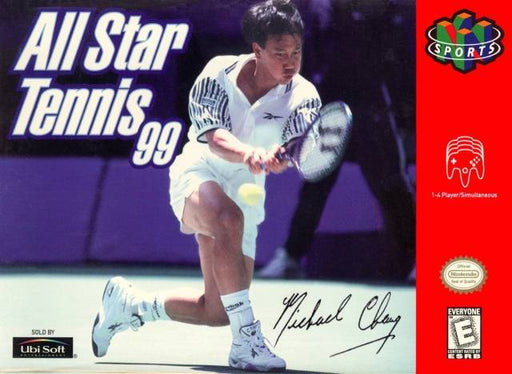 All Star Tennis 99 - Nintendo 64