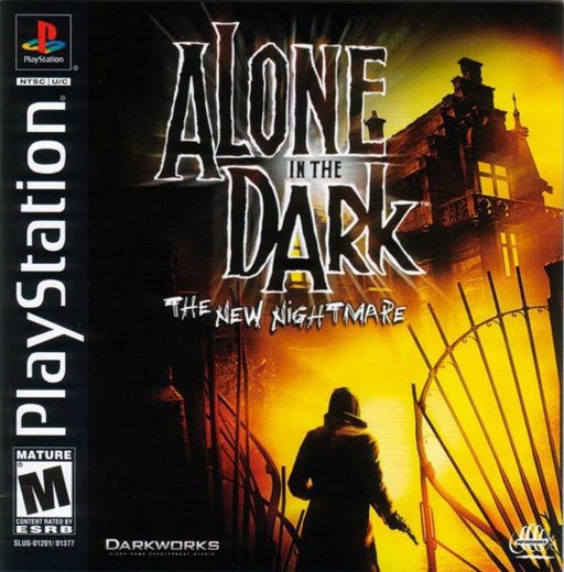 Alone in the Dark The New Nightmare - PlayStation 1