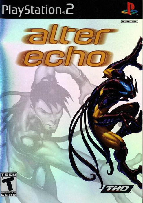 Alter Echo - PlayStation 2