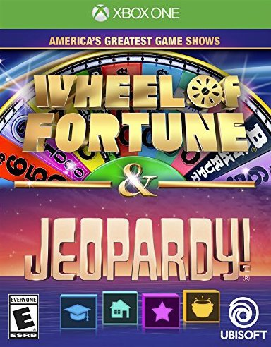 Americas Greatest Game Shows Wheel of Fortune & Jeopardy! - Xbox One