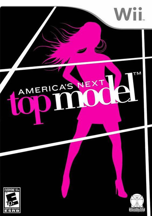 Americas Next Top Model - Wii