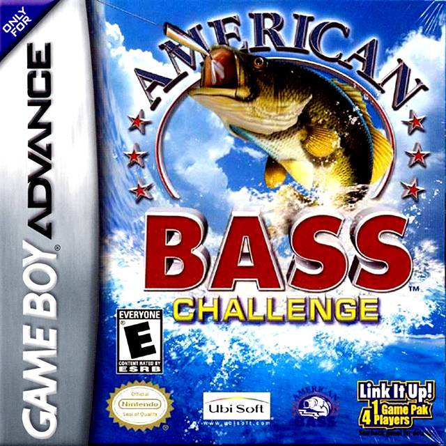 American Bass Challenge - Game Boy Advance