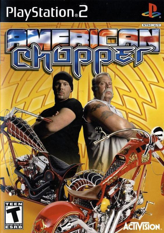 American Chopper - PlayStation 2