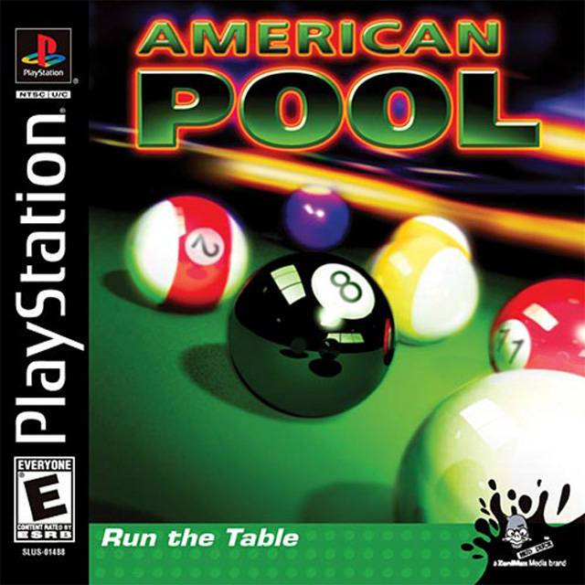 American Pool - PlayStation 1