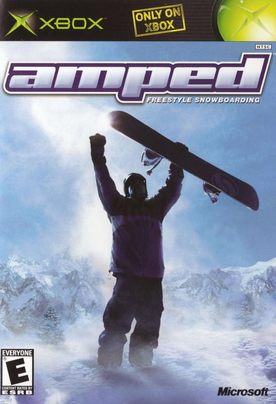 Amped Freestyle Snowboarding - Xbox
