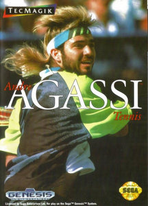 Andre Agassi Tennis