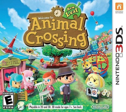 Animal Crossing New Leaf - Nintendo 3DS