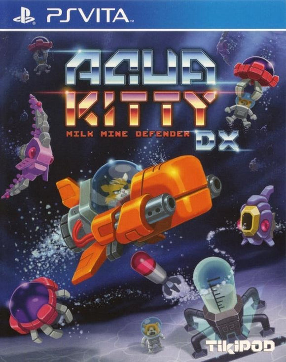 Aqua Kitty Milk Mine Defender DX