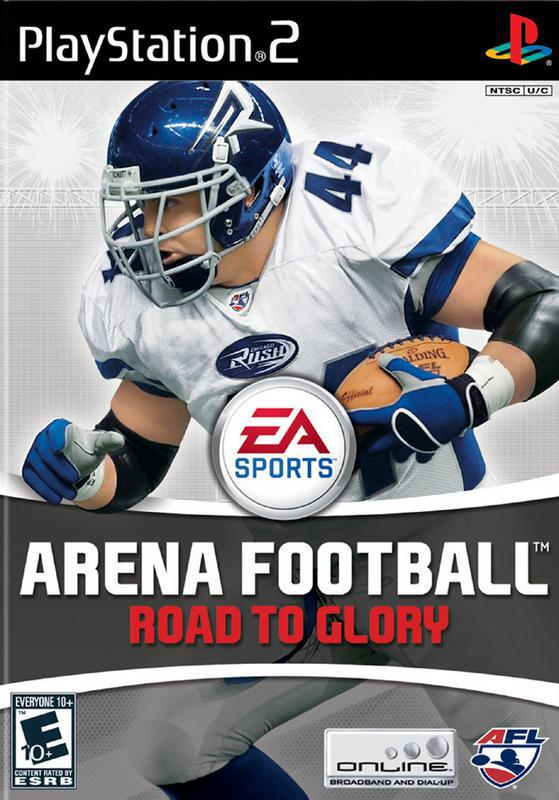 Arena Football Road to Glory - PlayStation 2