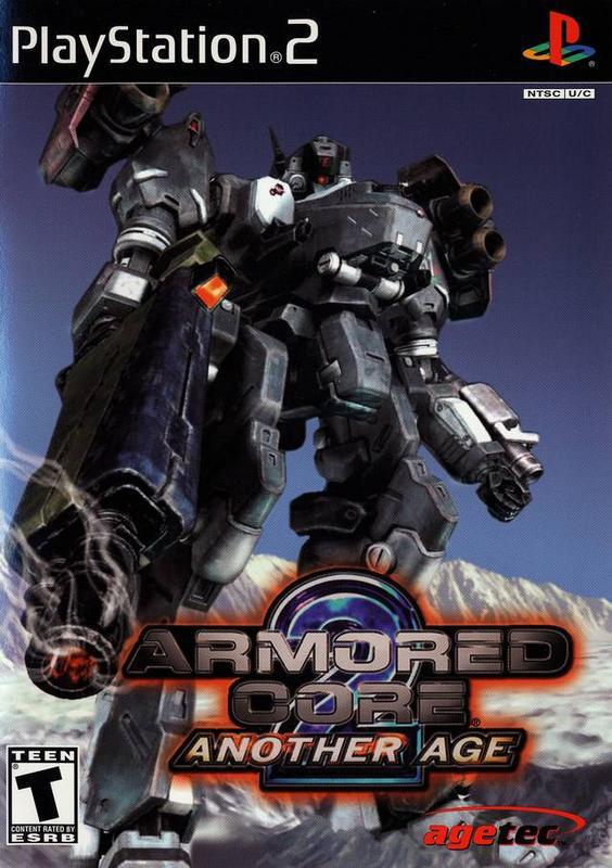 Armored Core 2 Another Age - PlayStation 2