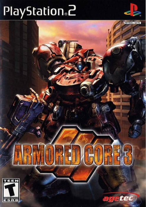 Armored Core 3 - PlayStation 2