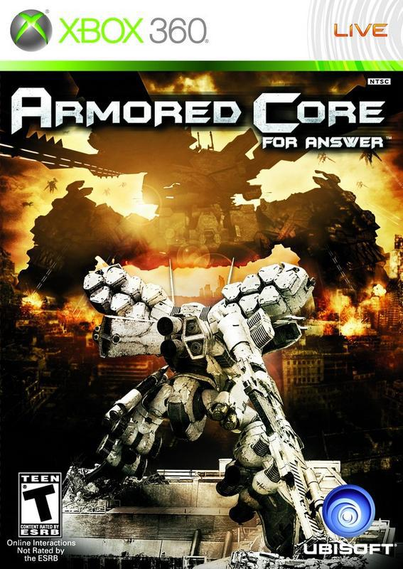 Armored Core For Answer - Xbox 360