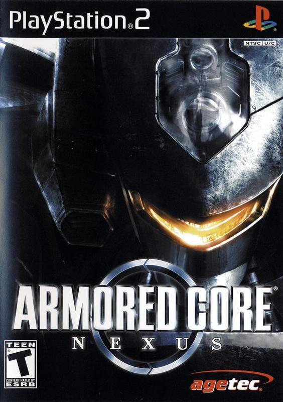 Armored Core Nexus - PlayStation 2
