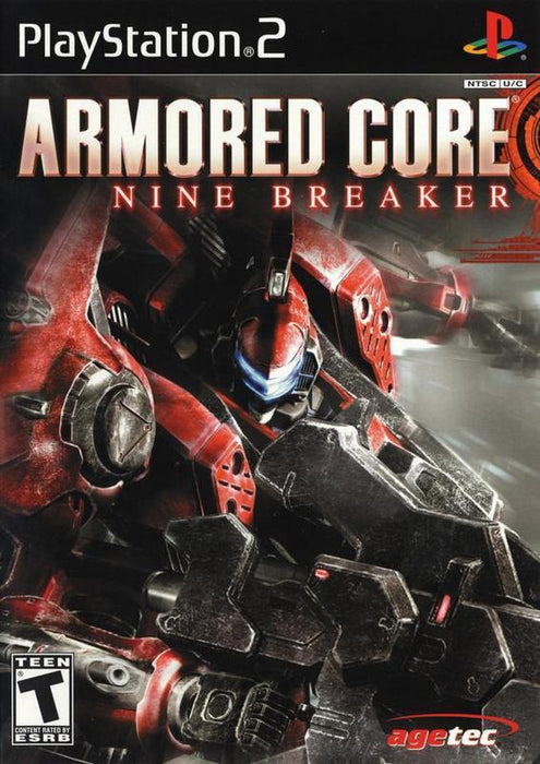 Armored Core Nine Breaker - PlayStation 2