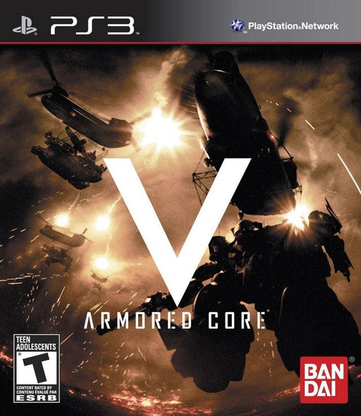Armored Core V - PlayStation 3