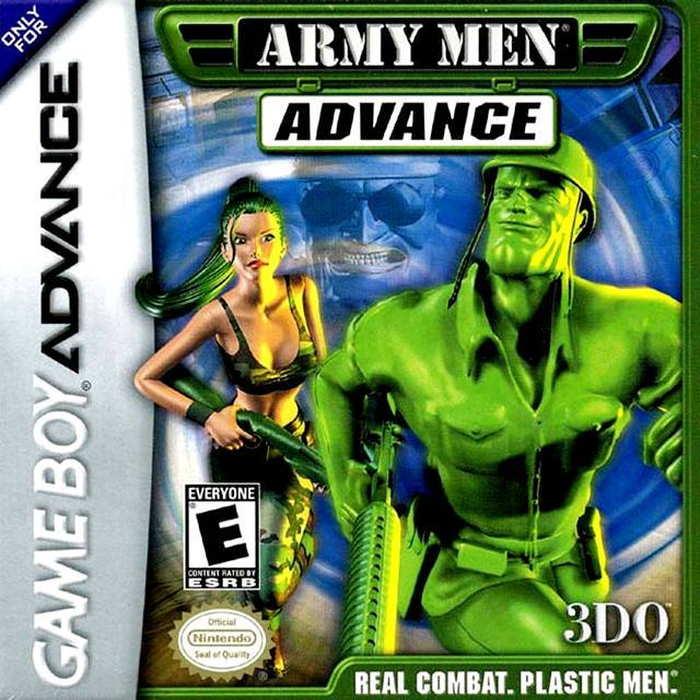 Army Men Advance - Game Boy Advance