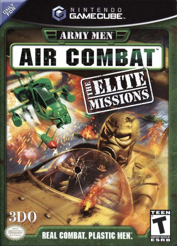 Army Men Air Combat - The Elite Missions