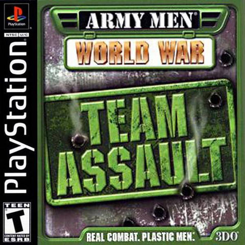 Army Men World War Team Assault