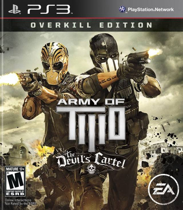 Army of Two The Devils Cartel - PlayStation 3