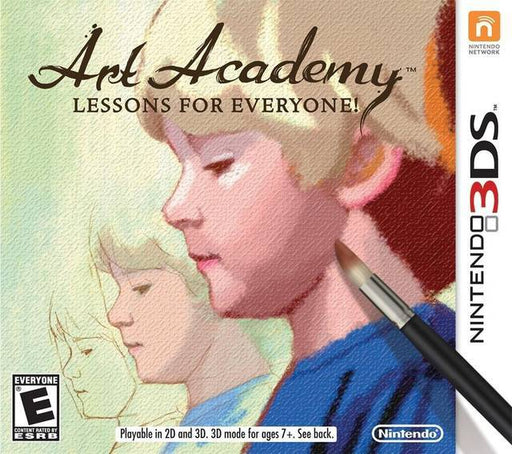 Art Academy Lessons for Everyone - Nintendo 3DS