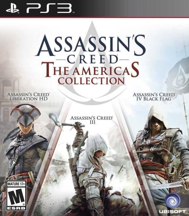 Assassins Creed The Americas Collection - PlayStation 3