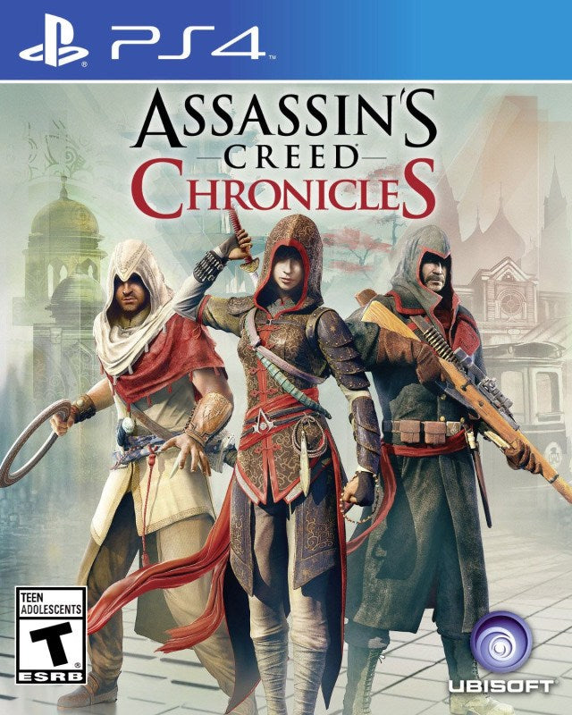 Assassins Creed Chronicles - PlayStation 4