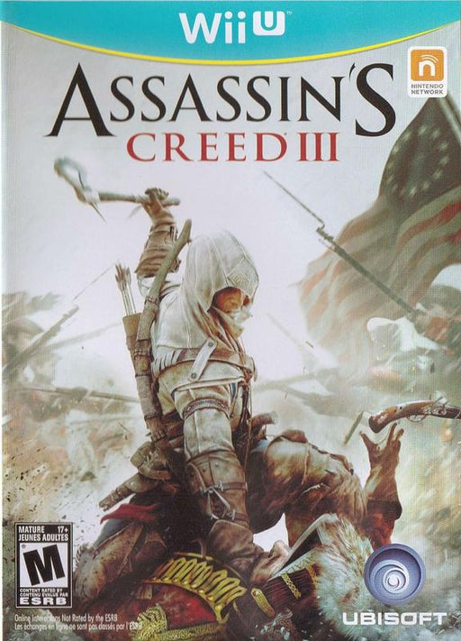 Assassins Creed III - Wii U