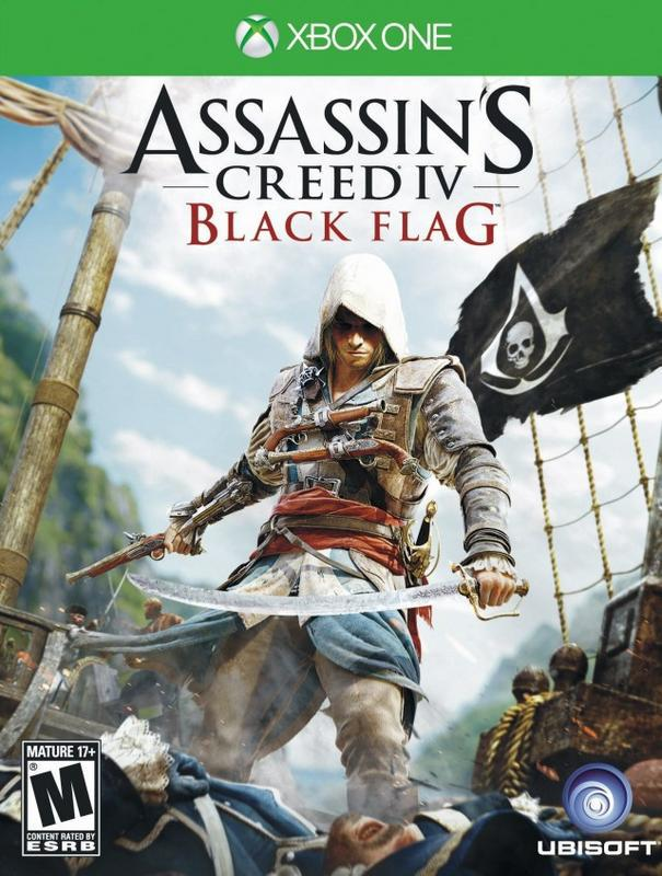 Assassins Creed IV Black Flag - Xbox One