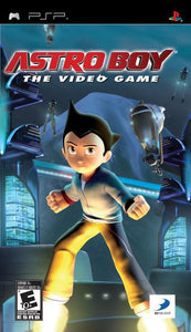 Astro Boy The Video Game