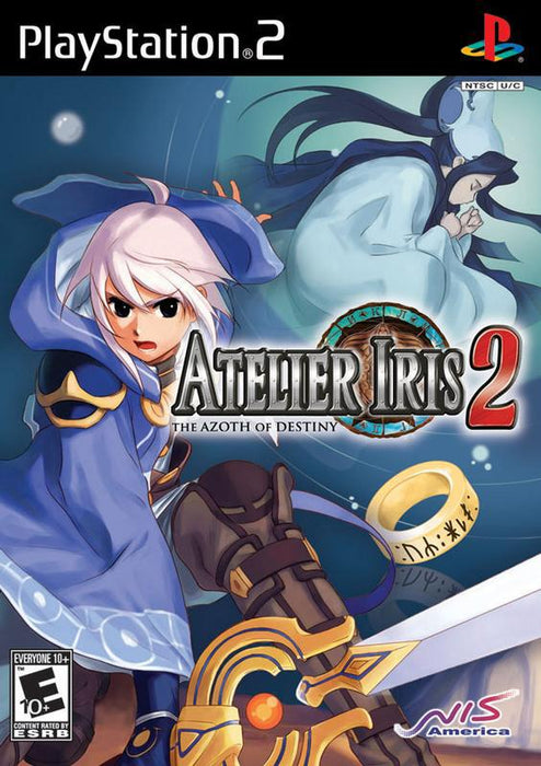 Atelier Iris 2 The Azoth of Destiny - PlayStation 2