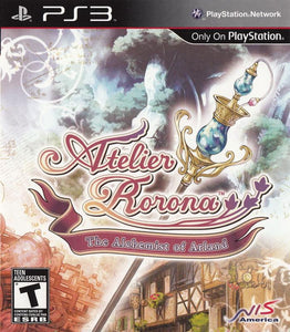 Atelier Rorona The Alchemist of Arland