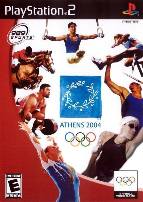 Athens 2004 - PlayStation 2