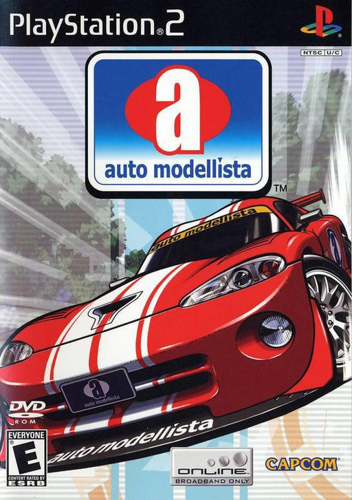 Auto Modellista - PlayStation 2