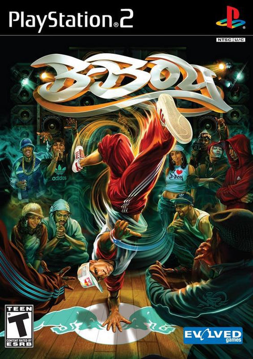 B-Boy - PlayStation 2