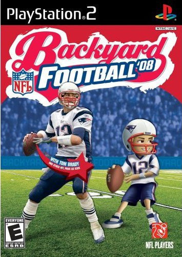 Backyard Football 08 - PlayStation 2