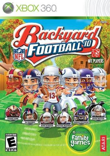 Backyard Football 10 - Xbox 360