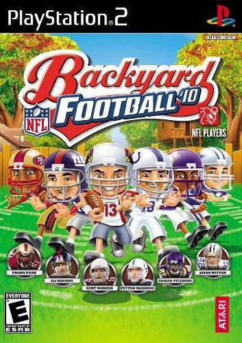 Backyard Football 2010 - PlayStation 2