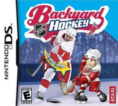 Backyard Hockey - Nintendo DS