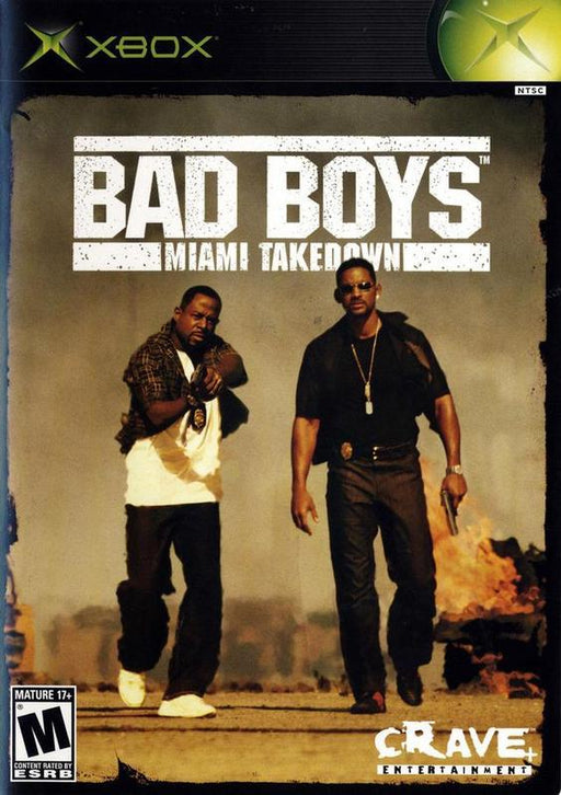Bad Boys Miami Takedown - Xbox
