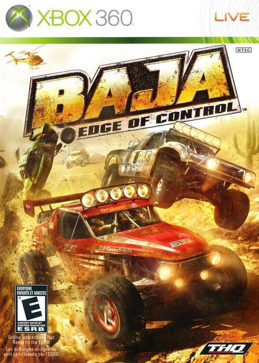 Baja Edge of Control - Xbox 360