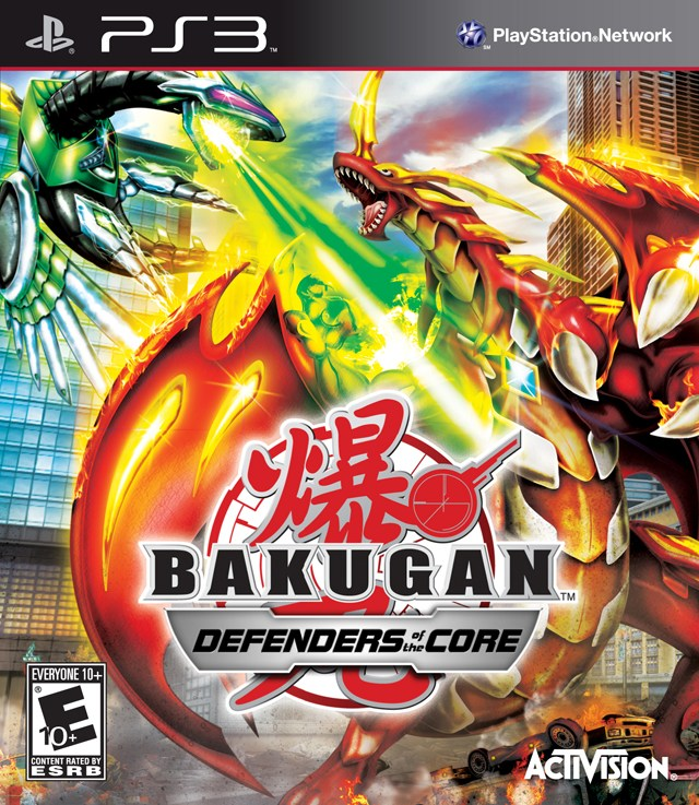Bakugan Defenders of the Core - PlayStation 3