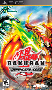 Bakugan Defenders of the Core