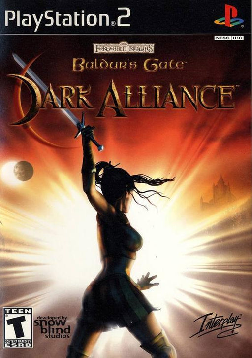 Baldurs Gate Dark Alliance - PlayStation 2