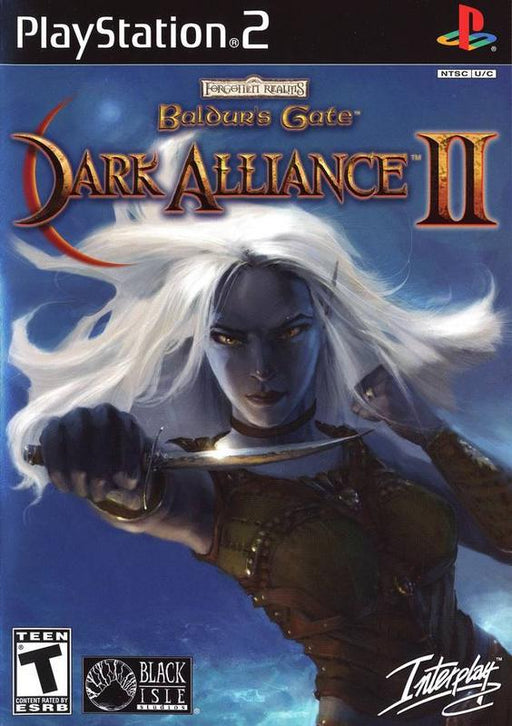Baldurs Gate Dark Alliance II - PlayStation 2