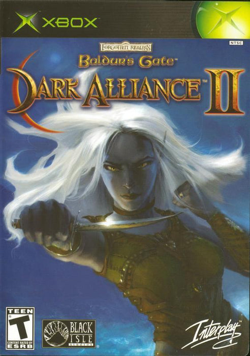 Baldurs Gate Dark Alliance II - Xbox