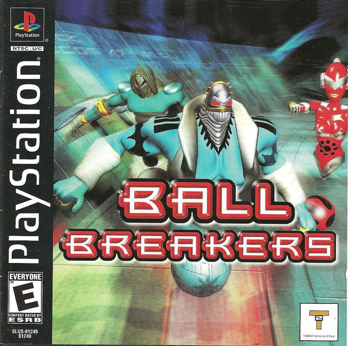 Ball Breakers - PlayStation 1