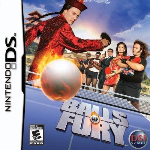 Balls of Fury - Nintendo DS