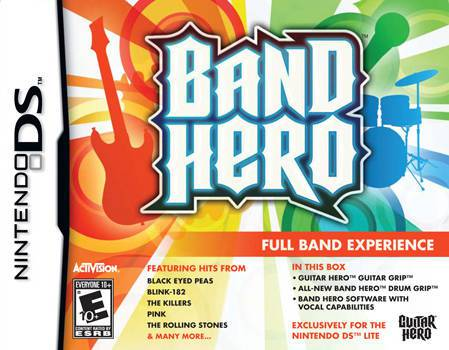 Band Hero - Nintendo DS