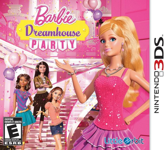 Barbie Dreamhouse Party - Nintendo 3DS